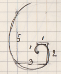 How to draw the Fibonacci Spiral